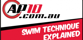 Swim technique explained – February 2012