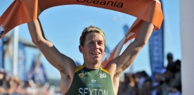 Brendan Sexton takes time out to talk London 2012 Olympics
