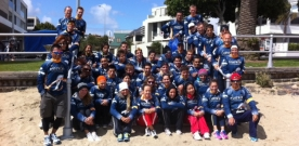 ITU World Junior and Under 23 Camp in Auckland