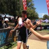 Joel Craddock – Nails his first Ironman in Busso! 9:51!!