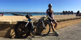 Felicity Lloyd – On beating cancer and becoming the fastest AG'er at IM Busso!!