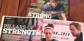 "This issues 220 Magazine Article – ""PILLARS OF STRENGTH"""