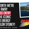 WIN an entry to the Dextro Energy Triathlon Sydney