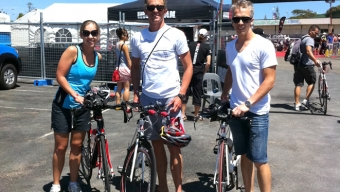 Port Mac 70.3 Race Report