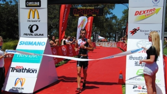 David Mainwaring wins Elite Energy Opener
