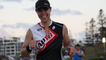 Ellyse Turner, You are an Ironman!