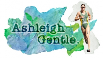 Ashlie Gentle writes about her tough road to London
